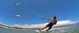 kite surf a noirmoutier