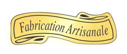 les fabrications artisanales