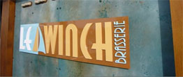 restaurant le winch